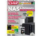NAS & Heimnetz – Der ultimative Guide kostenlos als PDF downloaden statt 9,95 € @Chip