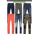 Outlet46: Herren Jeans von Lee, Levis, Wrangler und mehr ab 4,99 Euro z.B. Lee Luke Slim Tapered Herren Jeans für nur 4,99 Euro statt 27,99 Euro bei Idealo