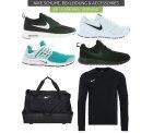 Outlet46: Nike Schuhe und Bekleidung im Sale z.B NIKE WMNS Roshe LD-1000 Sneaker Rot für nur 19,99 Euro statt Euro bei Idealo