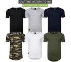 Outlet46: Spartans History Basic Oval Herren T-Shirt verschiedene Farben für nur je 7,99 Euro (19€ MBW] statt 19,99 Euro bei Idealo