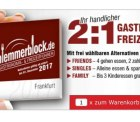 Schlemmerblock: Bis zu 50% Rabatt dank Gutschein – z.B. statt 34,90 Euro für nur 22,90 Euro