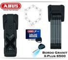 12 Ausgaben DER SPIEGEL + ABUS Bordo X-Plus 6500/85 Faltschloss für 40,90 € (97,95 € Idealo nur für das Faltschloss) @abo.spiegel.de