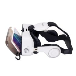 Amazon: Virtoba X5 Virtual Realität Headset 3D VR Brille mit Kopfhörer mit Gutschein für nur 17,99 Euro statt 28,99 Euro