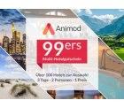 Animod Multigutschein für über 100 Hotels  – 3 Tage inkl Frühstück für 2 Personen für nur 99,99€ @Animod