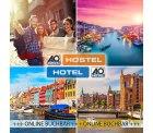 Ebay: 3 Tage Kurzurlaub in einer Stadt deiner Wahl (23 Städte – 6 Länder – 34 Hostels) für nur 29 Euro