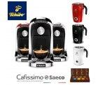 eBay: Tchibo Saeco Tuttocaffè + Induktions-Milchaufschäumer + Kapsel Set für 79 Euro [ Idealo 122,94 Euro ]