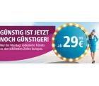 Eurowings: Flugtickets für ganz Europa ab 29,99 Euro und mit Gutschein sogar ab 19,99 Euro