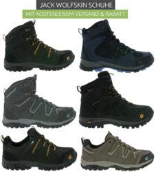 online store 05bef eea52 Outlet46: Jack Wolfskin Schuhe ab 39,99 Euro statt 72,90 ...