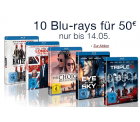 Amazon: 10 Blu-rays aus fast 500 aussuchen und nur 50 Euro bezahlen
