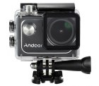 Amazon: Andoer Action Kamera (4K 30FPS 1080P 60FPS Full-HD-DV Wifi) für 43,34 Euro statt 50,99 Euro dank Gutschein