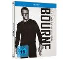 Amazon: Bourne Box 1-5 (Steelbook) Blu-ray Limited Edition für nur 28,97 Euro statt 89,99 Euro bei Idealo