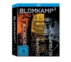 Amazon Chappie / District 9 / Elysium ( Blu-ray mit 3 Filmen ) für 11,97 Euro [ Idealo 19,50 Euro ]