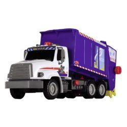 Amazon-Plus-Produkt: Dickie Toys 203806002 – Air Pump Garbage Truck, Müllabfuhr, 33 cm für 5,46 Euro [Idealo 23,97 Euro]