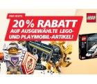 [LOKAL und Online] 20 % auf alle LEGO Artikel @real