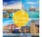 eBay: 3 Tage Urlaub für bis 4 Personen in 6 Ländern und 23 Städten für 59 Euro