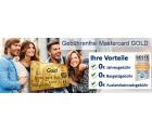 Gebührenfrei Mastercard Gold mit 40€ Prämie – dauerhaft kostenlos @Gebührenfrei