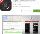 Google Play Store: Digital Dashboard GPS Pro App für Android kostenlos statt 0,66 Euro