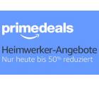 Nur heute Heimwerker-Angebote um bis 50% reduziert @Amazon z.B. Einhell Akku Bohrschrauber TH-CD 12-2 Li für 14,52 € (43,08 € Idealo)