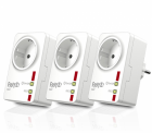 Office-Partner: 3er Pack Avm Fritz Dect 200 Smart Home intelligente Steckdose für 109,90 Euro inkl. Versand [Idealo 127,19 Euro]