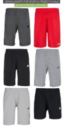 Outlet46: adidas Performance Shorts im Sale ab 9,99 Euro statt 22,99 Euro bei Idealo
