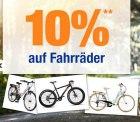 Plus.de 10% Rabatt auf Fahrräder – nur Heute gültig
