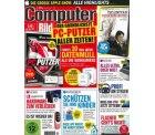 7 Ausgaben Computer Bild mit DVD für effektive 1,75€ dank 35€ Amazon-Gutschein @Kioskpresse