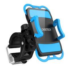 CHOETECH verstellbarer Fahrrad&Motorrad Handyhalter mit 360-Grad-Drehung mit Gutscheincode für 7,99 € statt 12,99 € @Amazon