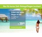 Condor Eintagsfliegen -Flüge ab 29,99€  @Condor z.B. Mallorca ab 39,99€