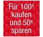 Für 100€ kaufen und 50€ sparen Blu-rays, DVDs, Serien und Box-Sets @Amazon