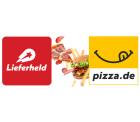 Lieferheld & Pizza.de: 5 Euro Rabatt mit 12 Euro MBW – per App einlösbar