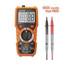 Meterk Digitales Messgerät Multi Tester mit 6000 Counts für 19,31€ statt 27,59€ dank Gutschein @Amazon