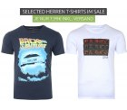 Outlet46: Selected Homme Back to the Future T-Shirt für nur je 7,99 Euro statt 29,99 Euro bei Idealo