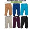 Outlet46: Verschiedene KANGOL Herren Chino-Shorts für nur 4,99 Euro statt 22,99 Euro bei Idealo