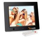 OXA 8-Zoll 16G HD Digitaler Bilderrahmen mit Eingebautem Speicherung- und Bewegungssensoren mit Gutscheincode für 22,40 € statt 55,99 € @Amazon