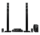 PANASONIC SC-BTT465EG-9 5.1 Bluetooth Heimkino-System durch 100 € Sofortrabatt für 199 € (313,94 € Idealo) @Saturn