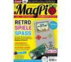 5 Ausgaben MagPi Magazin GRATIS als PDF (sonst pro Ausgabe 6,50 €) @Chip.de