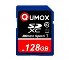 Amazon: 128GB QUMOX SD XC 128 GB SDXC Class 10 Speicherkarte für nur 7,99 Euro statt 37,29 Euro bei Idealo (lange Lieferzeit!)
