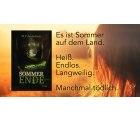 E-Book zum Sonderpreis: Sommer-Mystery-Thriller für 99 Cent