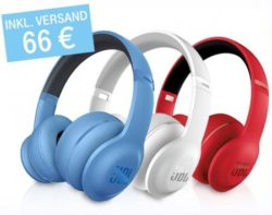 JBL Everest 300 On-Ear Bluetooth Kopfhörer für 66 € (145,72 € Idealo) @T-online Shop