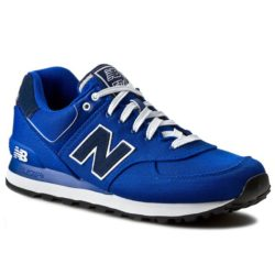 New Balance Herren Sneaker Blau ML574POB für 39,99 € (59,90 € Idealo) @Outlet46