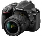 Nikon D3400 Kit 24.2MPixel DSLR-Kamera mit AF-P 18-55 VR ab 365,42€ [idealo 449€] @ebay