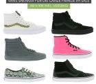 Outlet46: Vans Sneaker für die ganze Familie im Sale ab 9,99 Euro z.B. Vans SK8-Hi Reissue Sneaker für nur 14,99 Euro statt 59,99 Euro bei Idealo