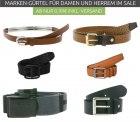 Outlet46: Viele verschiedene Gürtel ab 0,99 Euro im Sale z.B. HEAD...