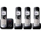 [B-Ware] Panasonic KX-TG6824GB Schnurlostelefon mit AB für 45,60€ inkl. Versand [idealo B-Ware 82,50€/Neu 74,98€] @Technik-Profis