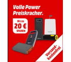 Powerbank-Sale @Media-Markt z.B. HAMA Pipe Powerbank 13.000mAh für 15 € (34,99 € Idealo)