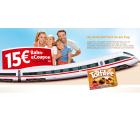 15€ Gutschein für die Deutsche Bahn in Toffifee Aktionspackungen