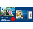 2 x Aral SuperCard Waschen + 2 Gutscheine für das PetitBistro für 27,99€ statt 40€ @DailyDeal