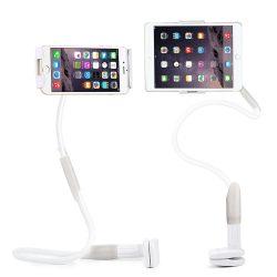 Amazon: Elekin Smartphone Tablet schwanenhals Halterung mit Gutschein für nur 6,99 Euro statt 17,99 Euro