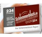 Bis zu 57% Rabatt auf den Schlemmerblock 2018 mit Gutscheincode z.B. 6 Stück für 74,75 € statt 209,40 € @schlemmerblock.de