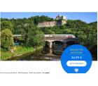 Deutsche Bahn: 2 Fahrten quer durch Deutschland für 34,99€ @Travelzoo